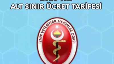 İzmir VHO 2016 Asgari Ücret Tarifesi