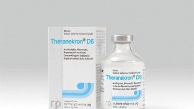Theranekron D6 Enjeksiyonluk Süspansiyon