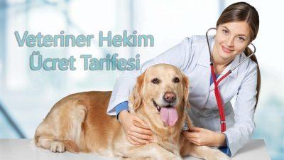 2018 Veteriner Hekim Ücret Tarifesi
